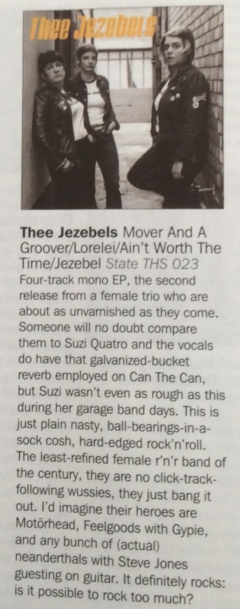 Jezebels, Record Collector