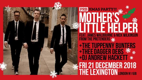 CHRISTMAS GIG LEXINGTON