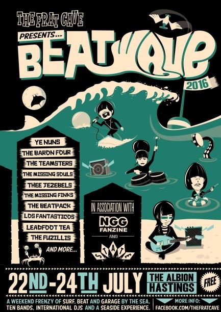 Beatwave poster